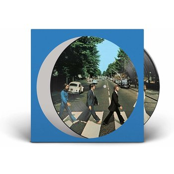 THE BEATLES - ABBEY ROAD 50TH ANNIVERSARY PICTURE DISC EDITION (Vinyl LP)
