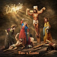 THE DARKNESS - EASTER IS CANCELLED (CD).