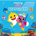 PINKFONG PRESENTS THE BEST OF BABY SHARK (CD/DVD).