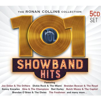 RONAN COLLINS COLLECTION 101 SHOWBAND HITS - VARIOUS ARTISTS (CD)