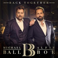 MICHAEL BALL & ALFIE BOE - BACK TOGETHER (CD).