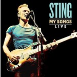 STING - MY SONGS LIVE (Vinyl LP).