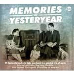 MEMORIES OF YESTERYEAR - VARIOUS ARTISTS (CD)...