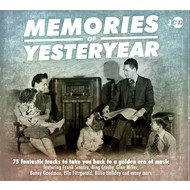 MEMORIES OF YESTERYEAR - VARIOUS ARTISTS (CD)...