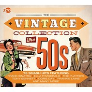THE VINTAGE COLLECTION THE 50S - VARIOUS ARTISTS (CD)...