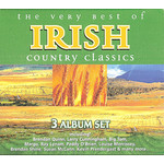 THE VERY BEST OF IRISH COUNTRY CLASSICS - VARIOUS IRISH ARTISTS (3 CD SET)...