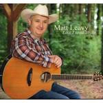 MATT LEAVY - LIKE I USED TO DO (CD)...
