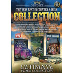 THE VERY BEST IN COUNTRY & IRISH COLLECTION (DVD).