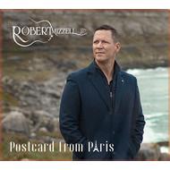 ROBERT MIZZELL - POSTCARD FROM PARIS (CD).