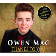 OWEN MAC - THANKS TO YOU (CD). .