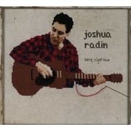 JOSHUA RADIN - HERE RIGHT NOW (CD).