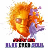 SIMPLY RED - BLUE EYED SOUL (CD).