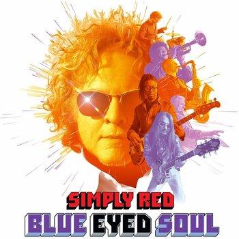 SIMPLY RED - BLUE EYED SOUL (Vinyl LP)