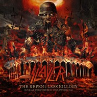 SLAYER - THE REPENTLESS KILLOGY AT THE FORUM INGLEWOOD (CD).