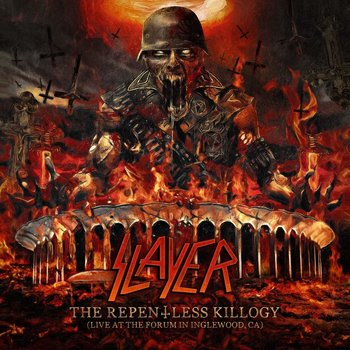 SLAYER - THE REPENTLESS KILLOGY AT THE FORUM INGLEWOOD (CD)