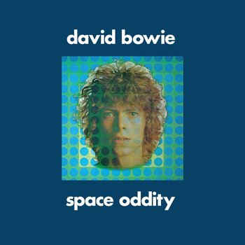 DAVID BOWIE - SPACE ODDITY (Vinyl LP)