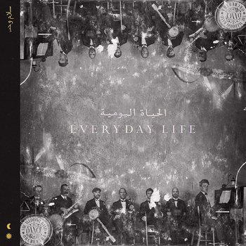 COLDPLAY - EVERYDAY LIFE (Vinyl LP)