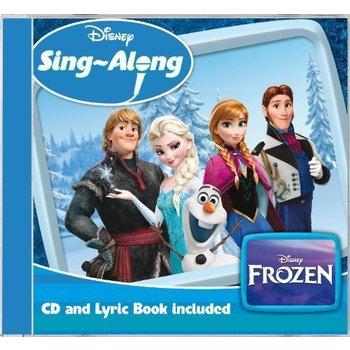 FROZEN DISNEY SING ALONG (CD)