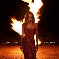 CELINE DION - COURAGE (CD).