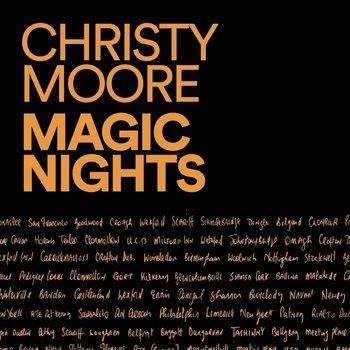 CHRISTY MOORE - MAGIC NIGHTS (CD)