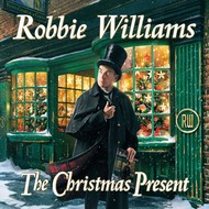 ROBBIE WILLIAMS - THE CHRISTMAS PRESENT (CD).