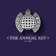 THE ANNUAL XXV - MINISTRY OF SOUND (Vinyl LP). - Copy