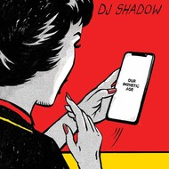 DJ SHADOW - OUR PATHETIC AGE (CD).