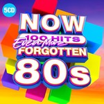 NOW 100 HITS EVEN MORE FORGOTTEN 80S - VARIOUS ARTISTS (CD).