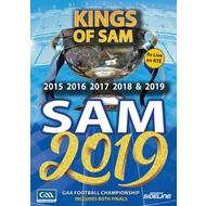 SAM 2019 - GAA FOOTBALL 2019, DUBS 5 IN A ROW (DVD)...