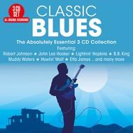 CLASSIC BLUES - VARIOUS ARTISTS (CD)...