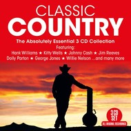 COUNTRY CLASSICS - VARIOUS ARTISTS (CD)...