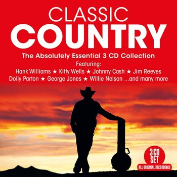 COUNTRY CLASSICS - VARIOUS ARTISTS (CD)