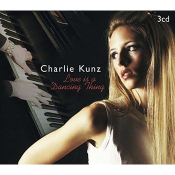 CHARLIE KUNZ - LOVE IS A DANCING THING (CD)