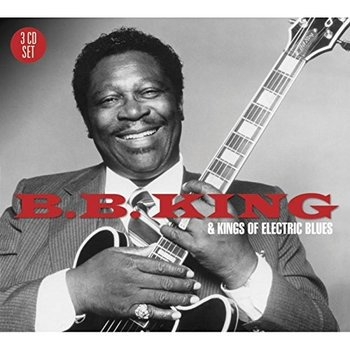 BB KING & THE KINGS OF ELECTRIC BLUES - ABSOLUTE ESSENTIAL COLLECTION (CD)