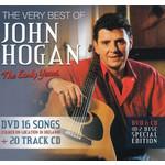 JOHN HOGAN - THE VERY BEST OF JOHN HOGAN THE EARLY YEARS (DVD / CD)...