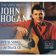 JOHN HOGAN - THE VERY BEST OF JOHN HOGAN THE EARLY YEARS (DVD / CD).. )