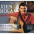 JOHN HOGAN - THE VERY BEST OF JOHN HOGAN THE EARLY YEARS (DVD / CD)