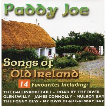 PADDY JOE - SONGS OF OLD IRELAND (CD)