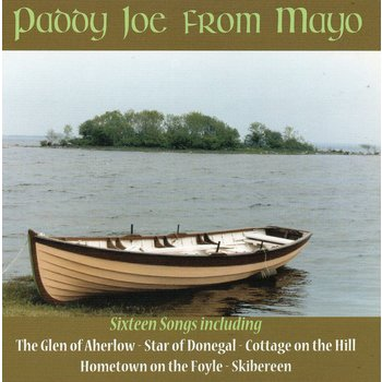 PADDY JOE - FROM MAYO (CD)
