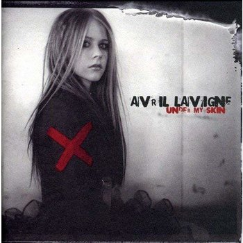 AVRIL LAVIGNE - UNDER MY SKIN (CD)
