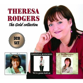 THERESA RODGERS - THE GOLD COLLECTION 3 CD SET (CD)