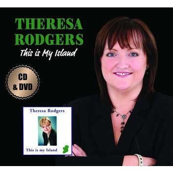 THERESA RODGERS - THIS IS MY ISLAND (CD & DVD)