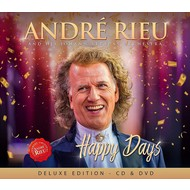 ANDRE RIEU - HAPPY DAYS (CD & DVD).