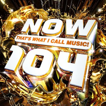 NOW THAT'S WHAT I CALL MUSIC 104 - VARIOUS ARTISTS (CD)