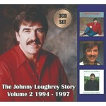 JOHNNY LOUGHREY - THE JOHNNY LOUGHREY STORY VOLUME 2  1994 -1997  (3 CD SET)...