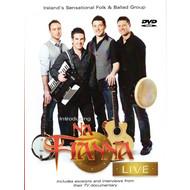 NA FIANNA - INTRODUCING NA FIANNA LIVE (DVD)...