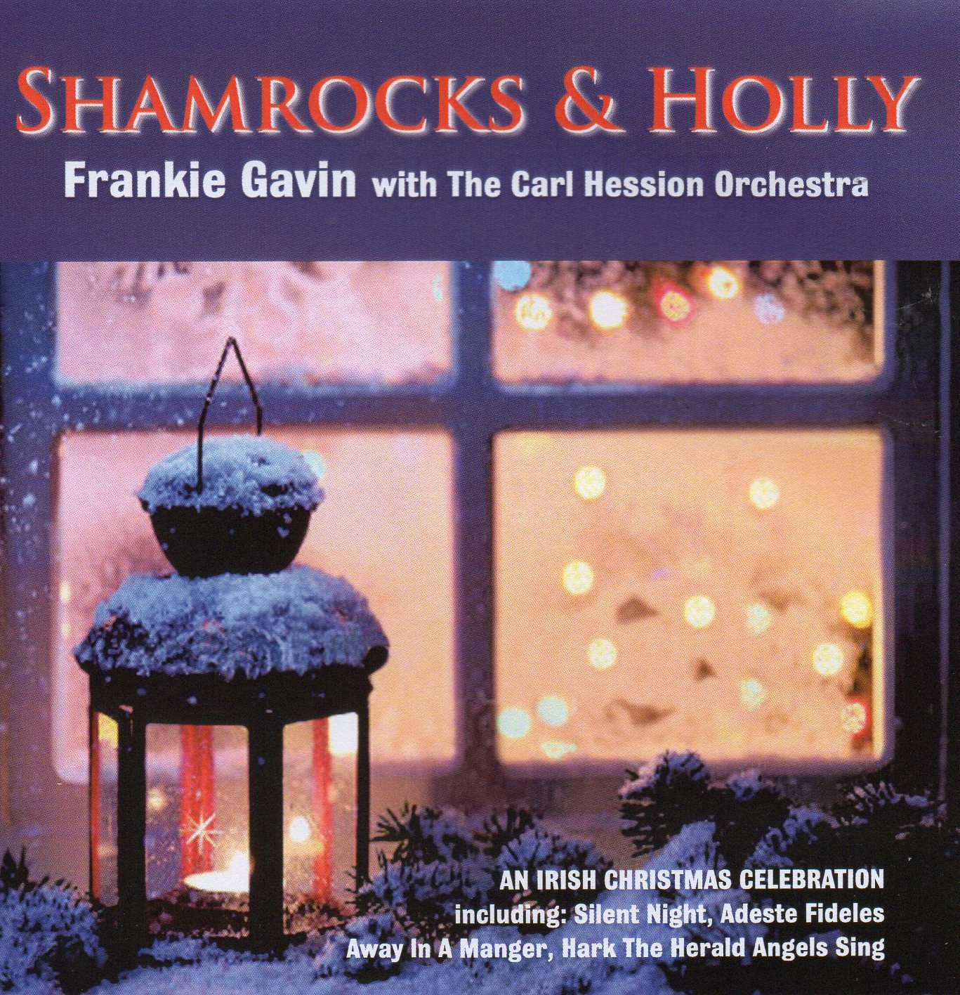 Angel From Holly's World frankie gavin with the carl hession orchestra shamrocks