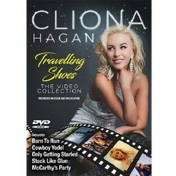 CLIONA HAGAN - TRAVELLING SHOES THE VIDEO COLLECTION (DVD)