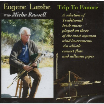 EUGENE LAMBE WITH MICHO RUSSELL - TRIP TO FANORE (CD)