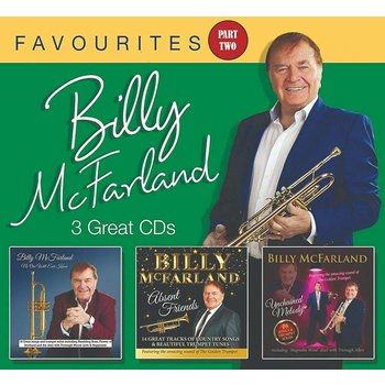 BILLY MCFARLAND - FAVOURITES PART 2 (CD)